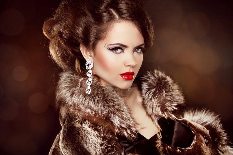 Женщина-вамп или роковая женщина