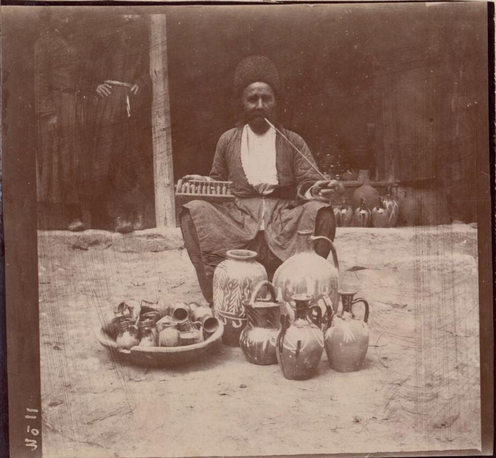 1900 год. Французский барон Жозеф де Бай путешествует по Кавказу