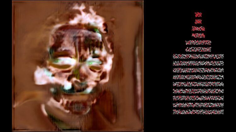 «Смерть» искусственных нейронных сетей на видео