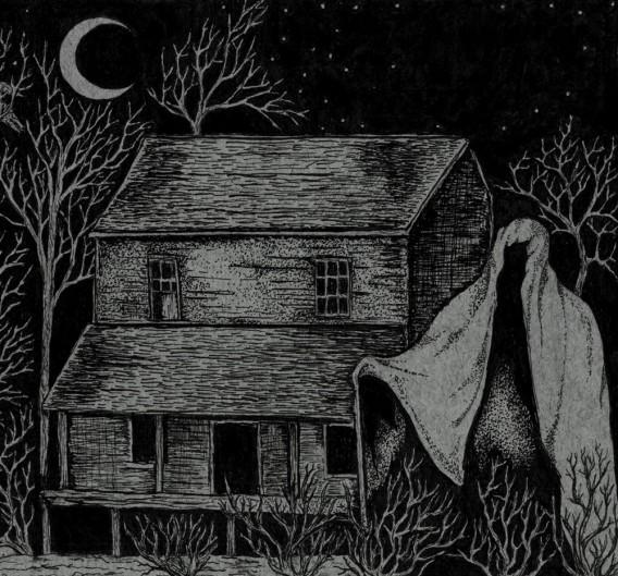 Ведьма Беллов загадки, необъяснимое, сверхъестенвенное, тайны