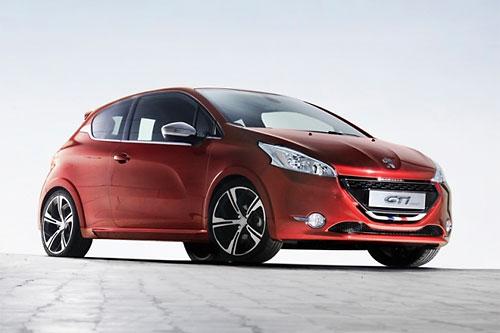 Новый Peugeot 208 GTi появится на российском рынке 15 мая