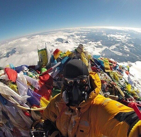 Как убрали Эверест