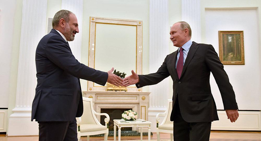 Армения и Россия «сверили часы» по вопросам текущего взаимодействия