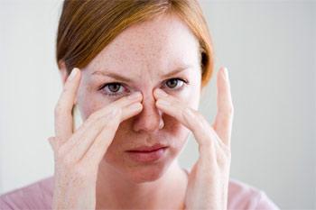Когда болят глаза