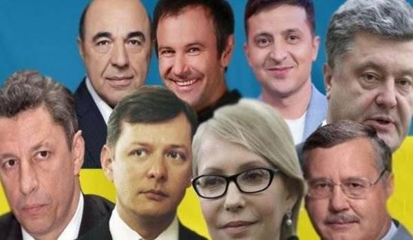 Кто может стать украинским президентом