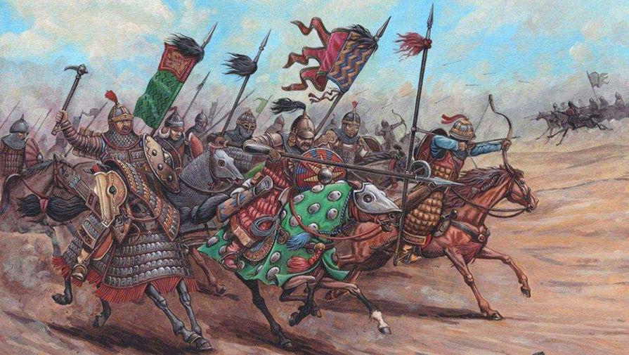 Татаро-монгольское Иго на Руси
