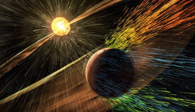 За полгода полета на Марс ас…