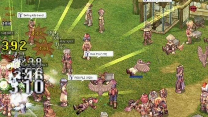 Revoлюция Ragnarok Online