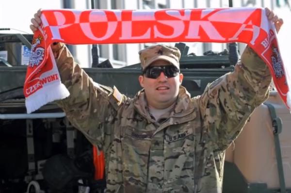 Трамп решил не злить русских и отказался от размещения военной базы в Польше