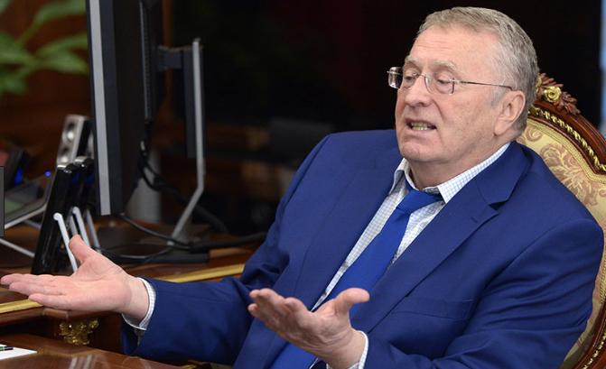 Жириновский: Госдеп нацелился на Урал