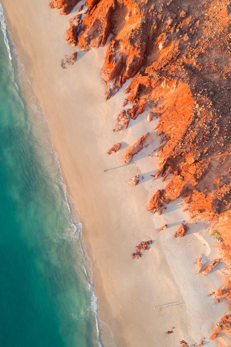 Цветовые контрасты австралия, где зимой рай, зима, красота, мягкий климат, пейзажи, тепло, фото