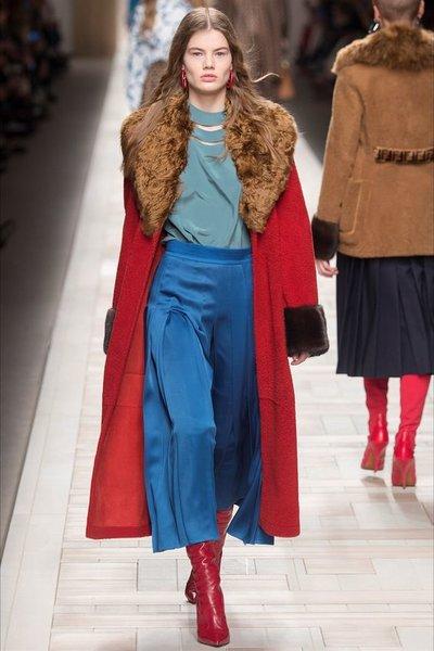 Итальянский стиль — способ не выглядеть в 40 лет зимой, как подушка