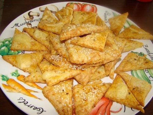 Тающие треугольнички