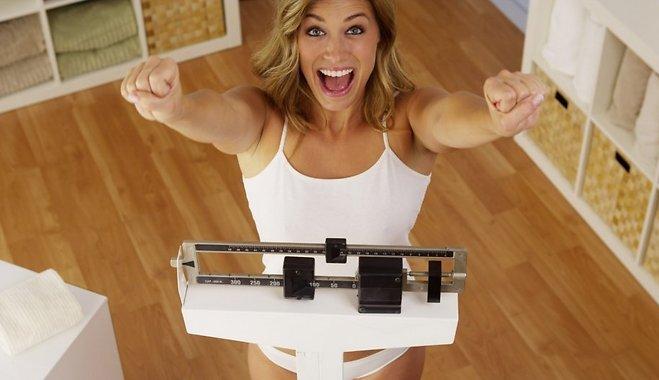 Модель нашла способ похудеть всего за пять дней