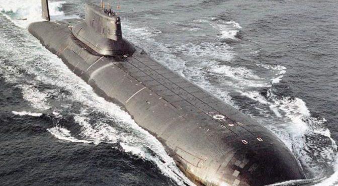 Бесславный конец русской «Акулы»