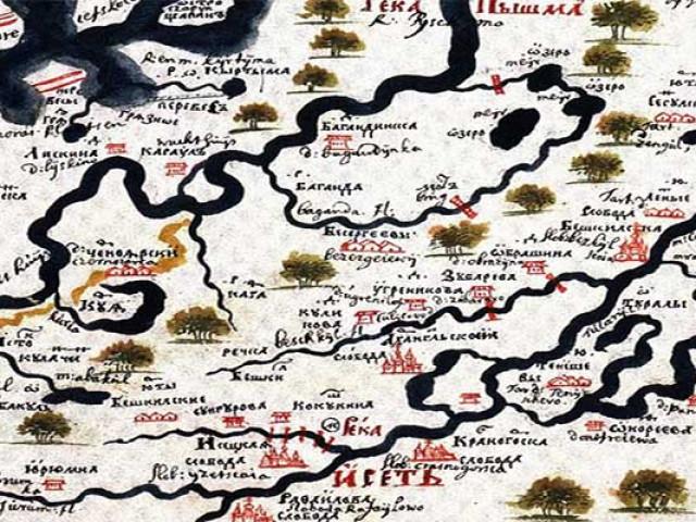 Древние сибирские города-при…