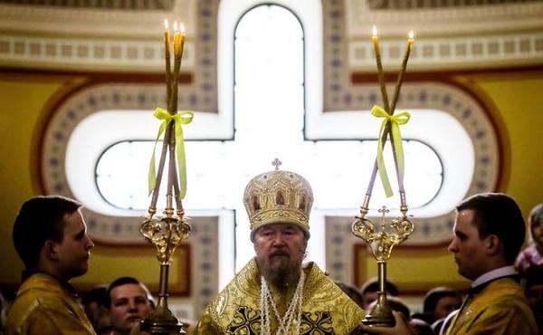 Крым: Истинно православные под Стамбул не лягут