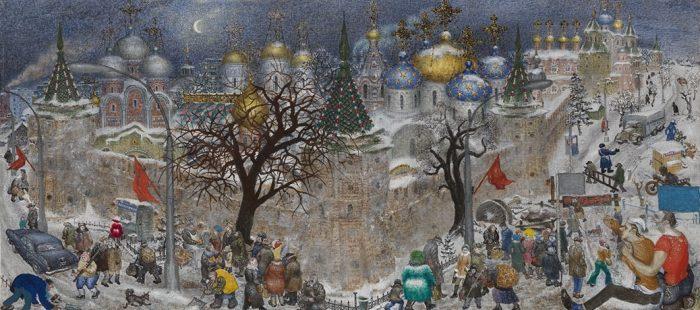 художник Василий Ситников картины - 13