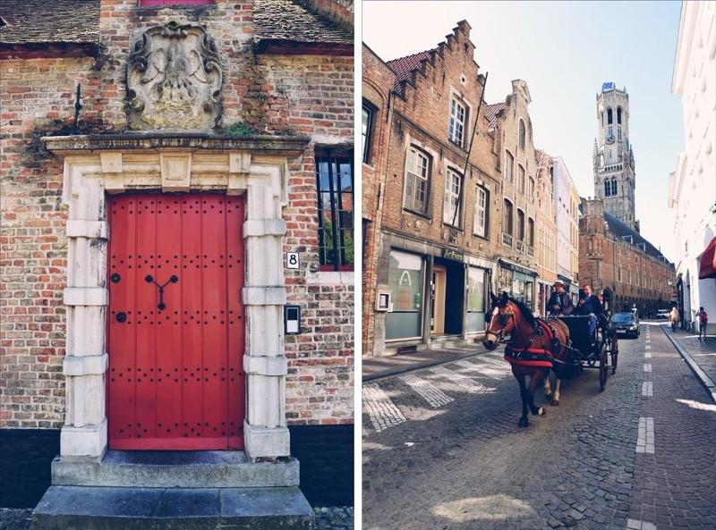 Брюгге. Тихая альтернатива Брюсселю путешествия, факты, фото