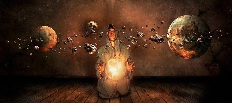 Закон СИЛЫ ПРИТЯЖЕНИЯ – один из самых действенных и сильных законов Вселенной.