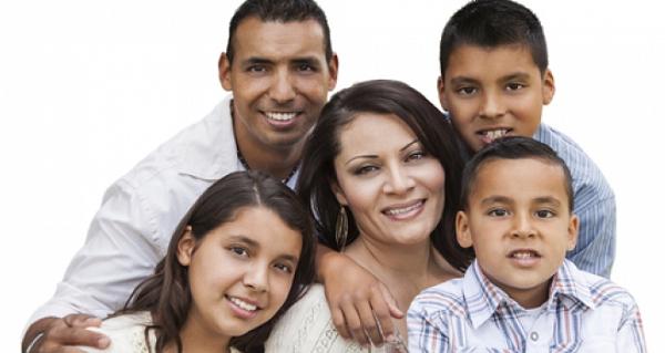 Воспитание детей в латино-американских семьях