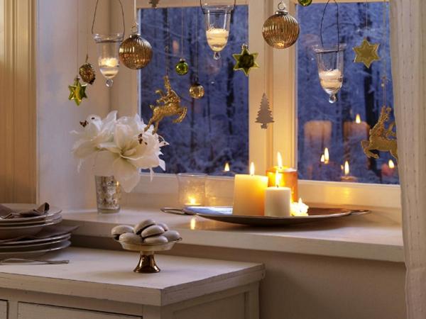 Несколько идей от декоратора, как создать дома новогоднее настроение