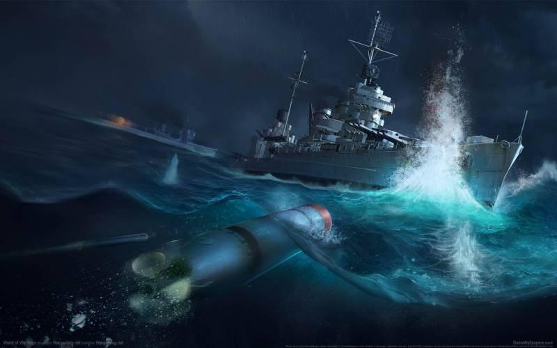 Самый разрушительный торпедный залп в истории