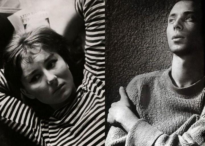 Татьяна Лаврова была замужем за Олегом Далем СССР, знаменитости, кино, супружеские пары, факты