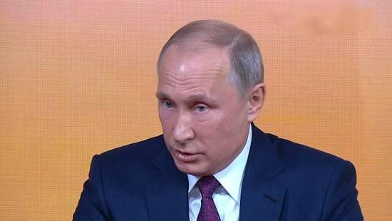 Владимир Путин: Деятельность Саакашвили - плевок в лицо грузинского и украинского народов