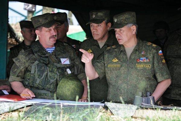 Страшный сон для США и НАТО организовал Шойгу: армии России и Китая объединятся
