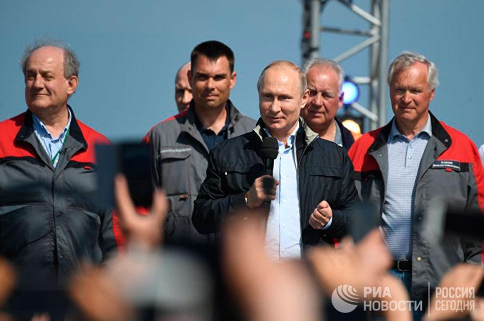 Разбомбит ли Украина Крымский мост?