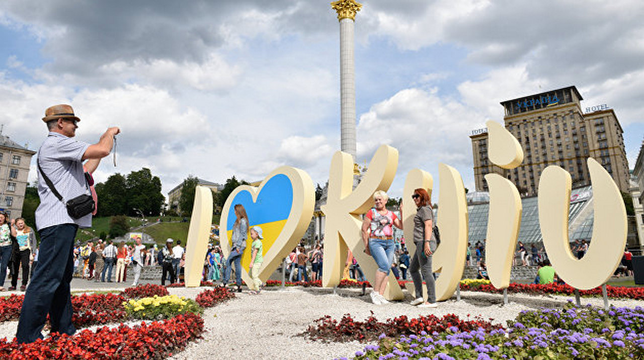 Kiev на Kyiv: акционизм ушибленных. Андрей Бабицкий