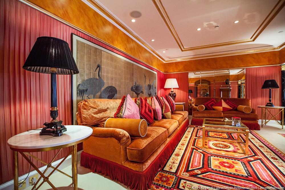 BurjAlArab13 Золото для шейхов и олигархов: самый дорогой номер в семизвездочном отеле Burj Al Arab