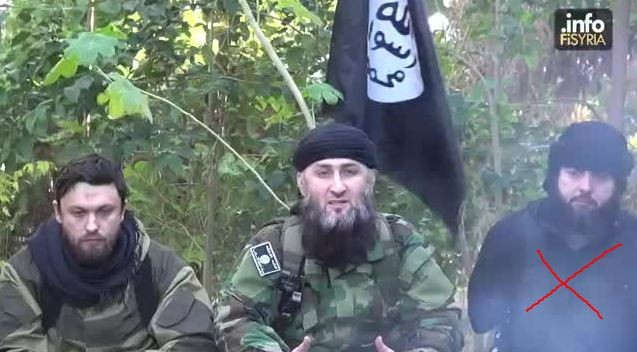 В Тбилиси ликвидирован Ахмед Чатаев