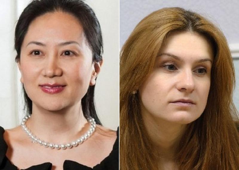 Дело россиянки Бутиной и китаянки Ваньчжоу: сходство и различие
