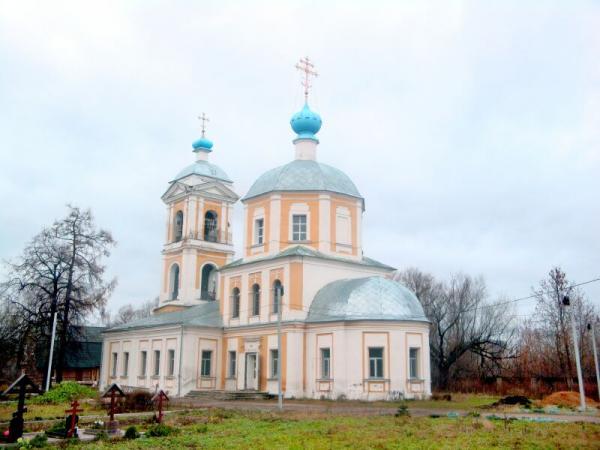 Церковь Иоанна Предтечи в Твери в городе Тверь.