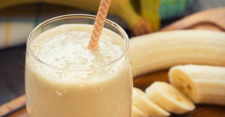 Напитки на основе бананов вместо спортивного питания