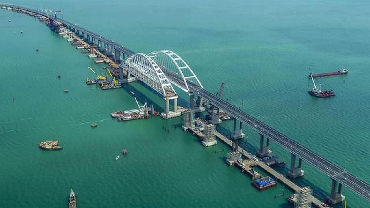 Наказание за Крымский мост