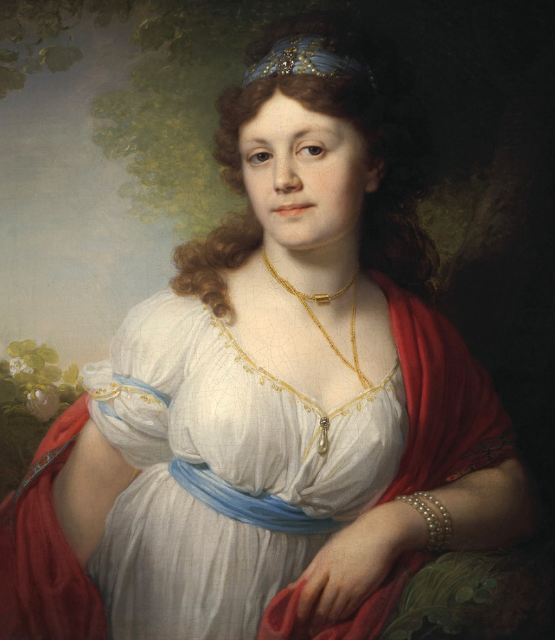 История непризнанной дочери Екатерины Великой