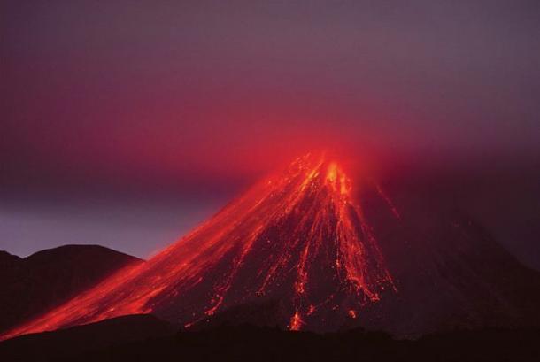 МИР ВОКРУГ. Самые красивые вулканы