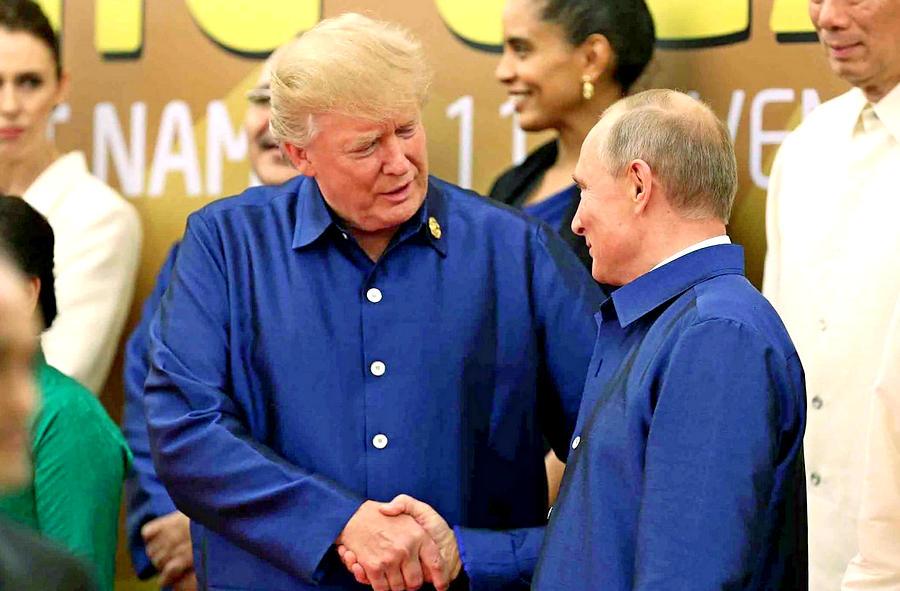 Трамп готов силой принудить Россию к миру