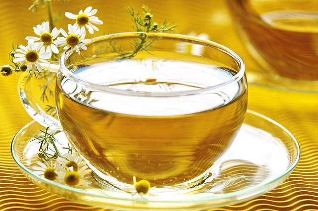 Целебные свойства чая с ромашки