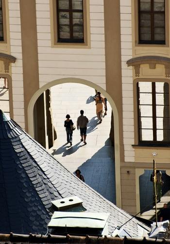 Поездка в Прагу должна быть простая, даже примитивная с точки зрения маршрута. Вообще никакого плана! Идите вперед, не разбирая дороги