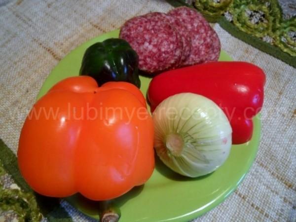 Будапештский салат