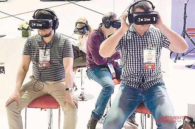 Не трубою единой. Россия начнёт экспортировать виртуальную реальность?