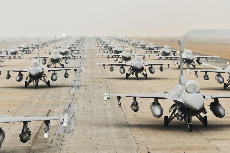 ВВС арабских монархий к глобальной войне готовы: под прицелом российские и сирийские объекты (ФОТО)