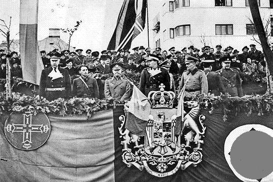 Как румыны в 1941 году напали на СССР