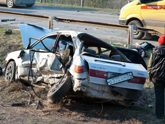 В России стало меньше аварий на федеральных трассах