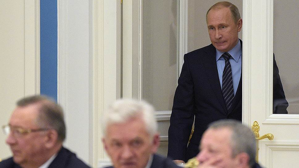 Кадровая политика Путина