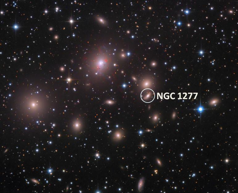 8 самых больших объектов во вселенной